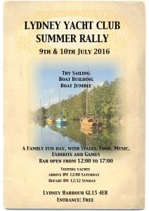 2016 Rally Poster